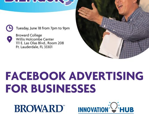 2 Hour Facebook Advertising Workshop