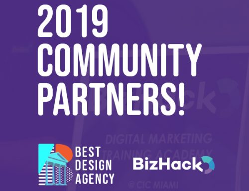 2019 Community Partners Announcement!